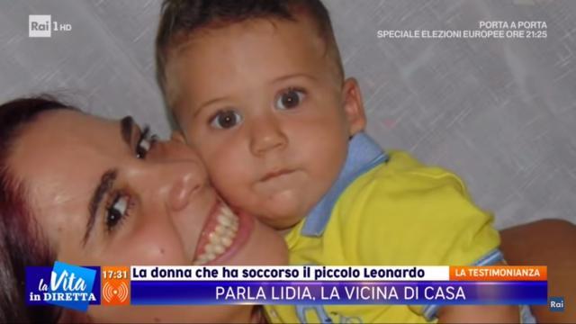 Novara, scoperte le foto delle botte al piccolo Leonardo sui telefoni di madre e compagno