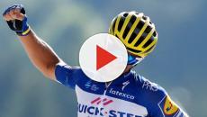Alaphilippe al comando del Tour de France
