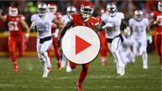 Kansas City Chiefs mentioned as looking to trade Tyreek Hill
