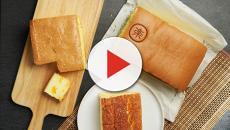 Kasutera é uma versão japonesa de bolo super fofinho úmido e delicioso