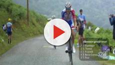 Tour de France, prime difficoltà per Alaphilippe, doppietta di Yates a Foix