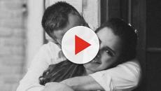 Ex-noivo de Alinne Araújo chora em entrevista