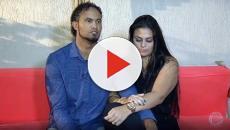 Esposa do goleiro Bruno rebate críticas após liberdade do marido: 'parem de encher o saco'
