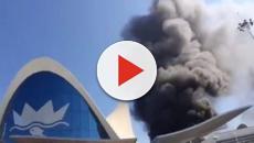 Productos químicos mal mezclados provocan una explosión en una piscina de Quart de Poblet