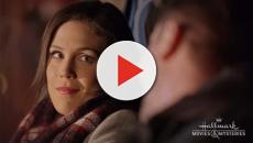Erin Krakow celebrating 'Christmas in July' on the Hallmark Channel