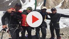 Pakistan, medico italiano cade dal Gasherbrum VII