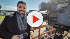 Repórter da Globo é 'nocauteado' ao vivo durante entrevista