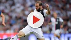 Juventus-Tottenham 2-3, note liete per Sarri da Gonzalo Higuain