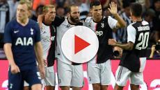 Juventus, primi gol internazionali: li segnano Higuain ed il 'solito' CR7