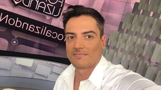 Leo Dias diz que amizade com Lívia Andrade acabou