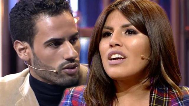 Asraf, el novio de Isa Pantoja, no quiere encontrarse a Omar Montes en ningún sitio
