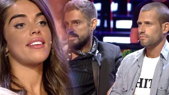 Según Albert, Fabio ha sido infiel a Violeta con su ex, Nicole Mazzocato