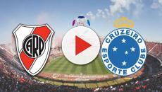 River Plate x Cruzeiro ao vivo: onde assistir o confronto pela Libertadores