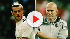 Real Madrid : Zinedine Zidane répond à l'entourage de Gareth Bale