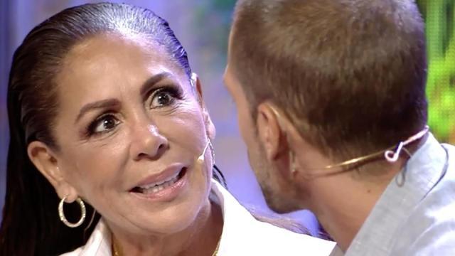 Albert Álvarez revela que tiene pesadillas con Isabel Pantoja