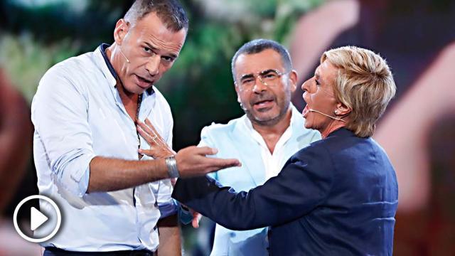 El debate final de 'Supervivientes' censura una gran pelea entre Lozano, Pantoja y Chelo