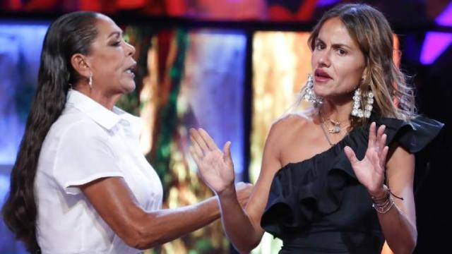 Isabel Pantoja y Mónica Hoyos podrían haber tenido una gran bronca en el Debate Final