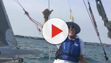 Lago di Garda, skipper cade in acqua dalla barca a vela e non riemerge: disperso