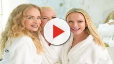 Angélica publica vídeo ao lado de Xuxa e Eliana