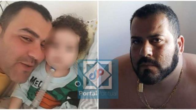 Homem é preso suspeito de desviar dinheiro arrecadado para tratar doença rara do filho