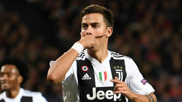 Tottenham 'make contact' with Juventus over stunning £80m Paulo Dybala transfer