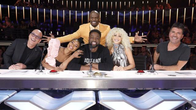 'America's Got Talent' Judge Cuts 2