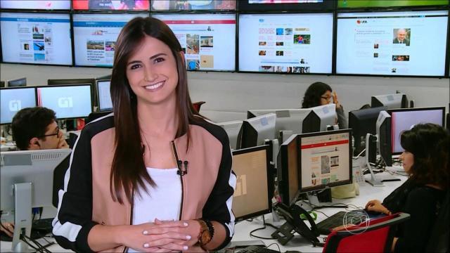 Phelipe Siani e Mari Palma deixam a Globo e são contratados pela CNN