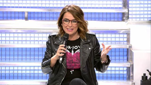 La presentadora Toñi Moreno ya tiene barriga de embarazada