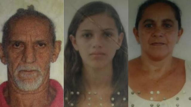 Cinco pessoas da mesma família são encontradas mortas dentro de casa no Tocantins