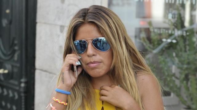 Isa Pantoja se harta de Omar Montes y niega las presuntas llamadas telefónicas