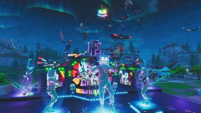 Marshmello is having another 'Fortnite' concert