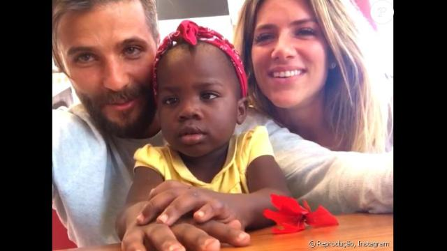 Ewbank e Gagliasso comunicam oficialmente a chegada do 2º filho