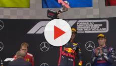 Max Verstappen vence caótico Grande Prêmio da Alemanha