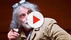 Lo scrittore Mauro Corona sostiene di essere stato censurato in TV