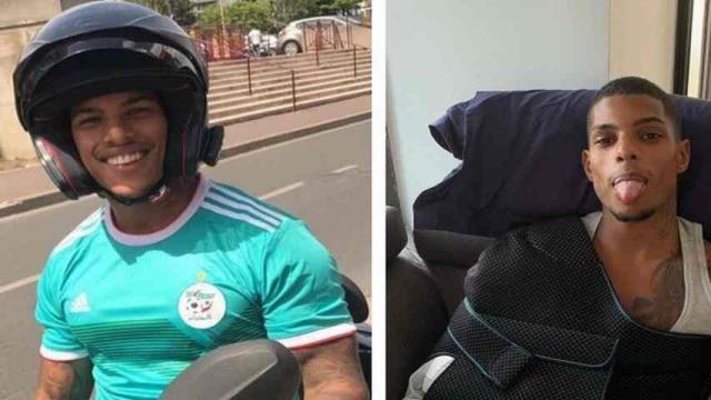 Marvin Tillière victime d'un accident de moto : il dévoile ses blessures