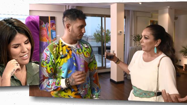 Isa Pantoja no quiere romper la amistad entre Omar Montes e Isabel Pantoja