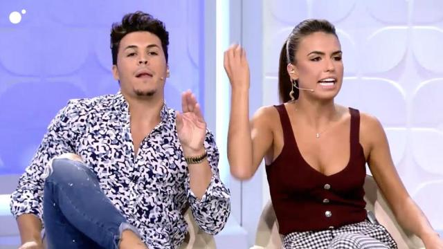 Sofía Suescun acusa a 'Sálvame' de querer que Kiko Jiménez y ella estén juntos