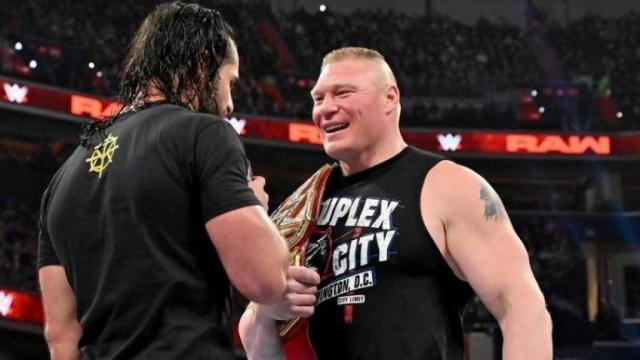 Seth Rollins: Brock Lesnar doesn't inspire anyone, doesn't do anything for the brand