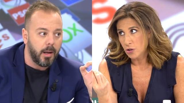 Sobre Ortega Lara, Antonio Mestre estalla contra De Quintos: 'Dais vergüenza'