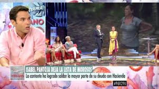 En muy poco tiempo, Isabel Pantoja logra reducir su deuda con Hacienda