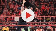 WWE Raw: Brock Lesnar Returns To Put Seth Rollins in the Hospital