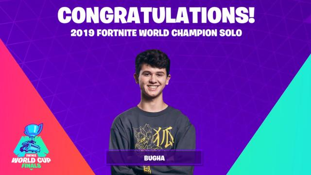 US teenager Kyle Giersdorf wins $3 million as 'Fortnite' world champion
