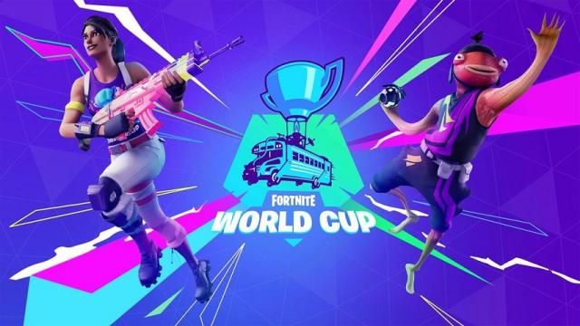 'Fortnite' pro removed from World Cup match for screen watching