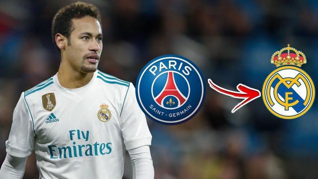 Mercato PSG : le Real Madrid serait 'd'accord' avec Neymar