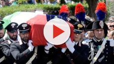 Entierran con indignación al carabinieri asesinado presuntamente por turistas de EEUU