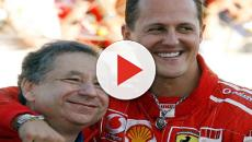 Formula 1, Jean Todt parla di Michael Shumacher: 'ancora ci vediamo, non si arrende'