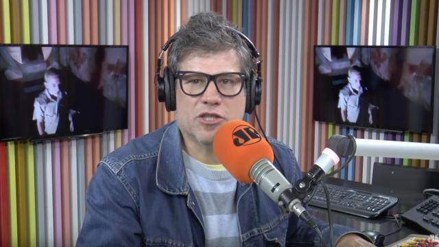 Após bate-boca, Edgard Piccoli da Jovem Pan processará página apoiada por Bolsonaro