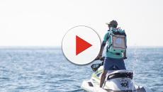 Ahora Deliveroo se propone servir comida en alta mar