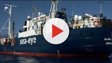 Migranti e Ong, la Sea Eye sfida Salvini: 'Facciamo rotta verso Lampedusa'