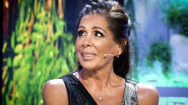 Isabel Pantoja concede una entrevista al País